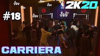 NBA 2K20 ITA MY CAREER - TITOLARE! Ep.18 - Gameplay PS4 pro