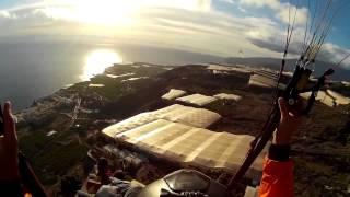 Vuelo en Puerto Naos 13/06/2015