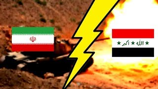 GUERRE IRAN IRAK ! (Hearts Of Iron IV | HOI 4 SAISON ABANDONNEE) #3