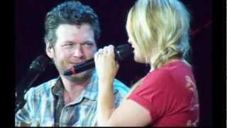Repeat youtube video Blake Shelton & Miranda Lambert