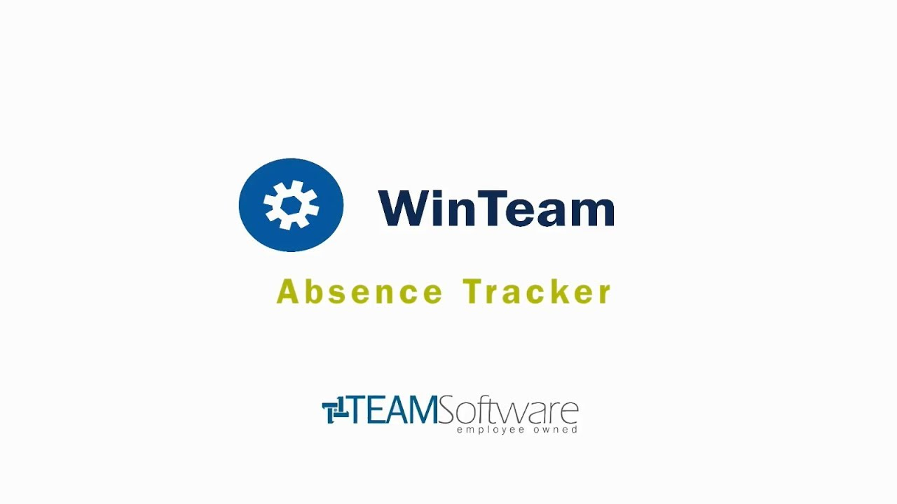 winteam absence tracker youtube