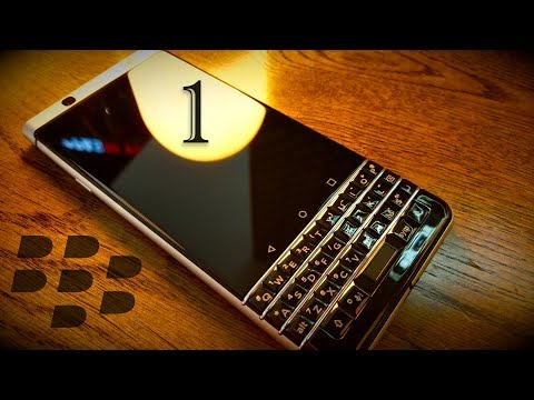 Blackberry KEYone Review in 2018