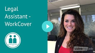 Legal Assistant - WorkCover