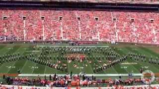 SCSU Marching 101- SCSU vs. Clemson 2014