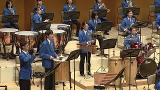 吹奏楽による第6回シンフォニックジャズ&ポップスコンテスト全国大会.