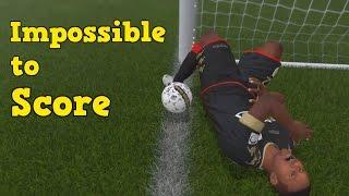 FIFA 17 FAILS   Impossible to Score