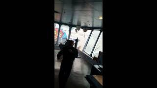 Collisione tra nave Grimaldi e Tirrenia a Olbia, la paura a bordo