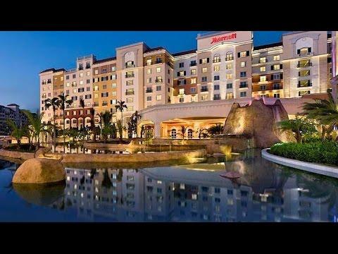 Marriott Manila Hotel - Manila, Philippines