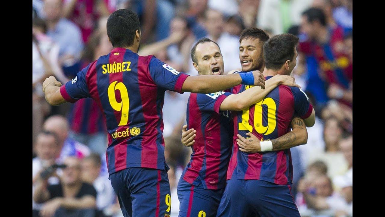 Suarez • Messi • N...