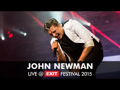 EXIT 2015 | John Newman Live @ Main Stage FULL PERFORMANCE