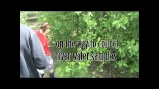 Student Video on Water Quality Research