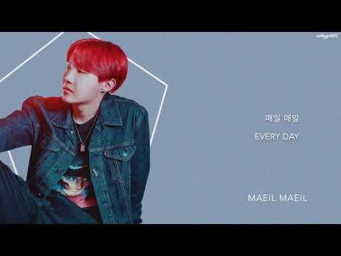 J-Hope - 'Base Line' [Han Rom Eng Lyrics]