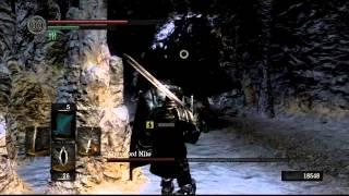 Dark Souls Detonado - 33 Gravelord Nito
