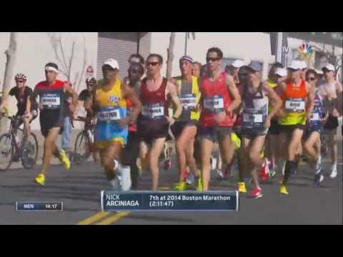 2016 US Marathon Trials