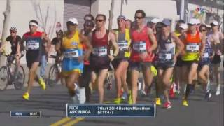 2016 US Marathon Trials