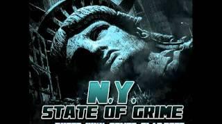 Eversor presents Ruste Juxx, Comet & Blaq Poet - N.Y. State Of Grime