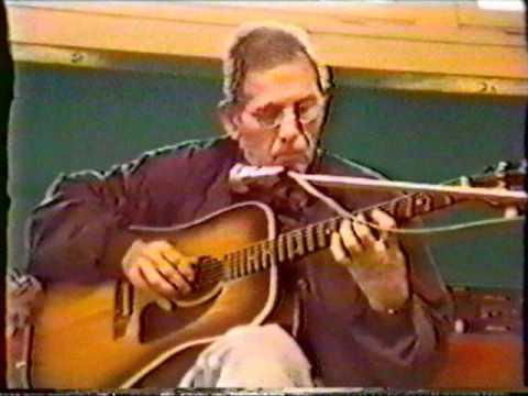 Chet Atkins France 1991 playing a Cowboy Medley.