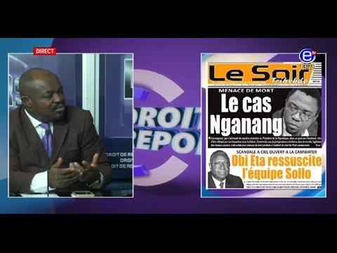 Droit de Réponse sur Equinoxe Tv  - Controverse autour de L'affaire Patrice Nganang