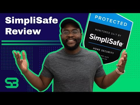 SimpliSafe Security System Review
