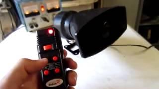 Автомобильный рупор 5 звуков(Автомобильный рупор 5 звуков ..., 2013-09-25T20:00:11.000Z)