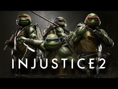 Injustice 2  Teenage Mutant Ninja Turtles