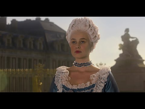 The story of Marie Antoinette: Her arrival at Versailles