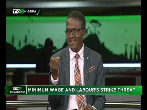 TVC Breakast 23rd October 2018 | Minimum Wage and Labour's Strike Threat