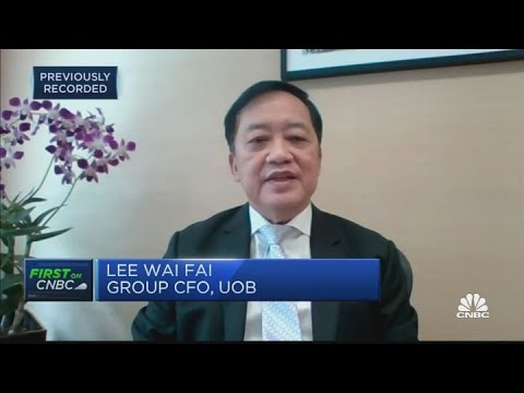 Singapore's UOB bank wants to focus on growing its wealth business