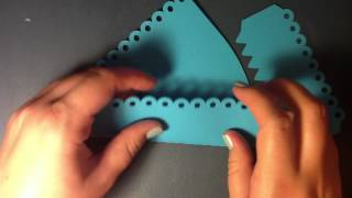 Snap Dragon Snippets 3-d Silhouette Cameo Image Cupcake Or Cake Slice Step By Step Tutorial