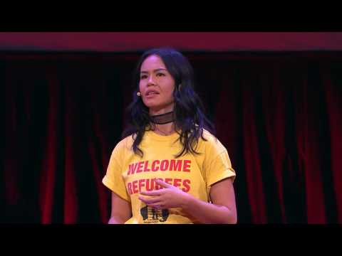 To be a Good Dancer Dont Give a F**k  Amrita Hepi  TEDxYouthSydney