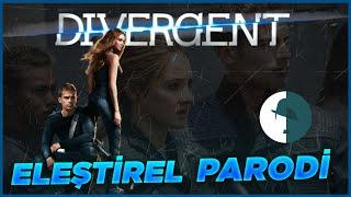 Divergent - Elestirel Parodi