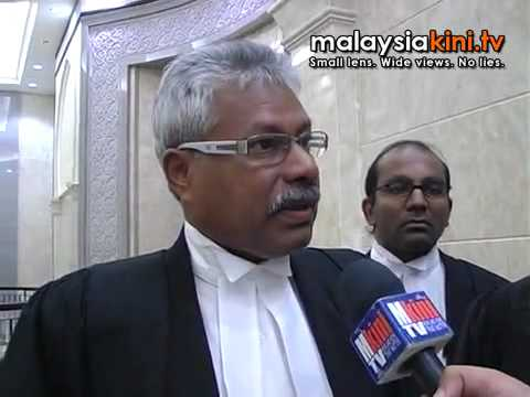 Moorthy case: MAIWP acted in bad faith, court told