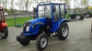 Купить Мини-трактор Dongfeng-354C с кабиной, сделанной в Украине minitrak.com.ua(, 2017-04-14T08:31:37.000Z)