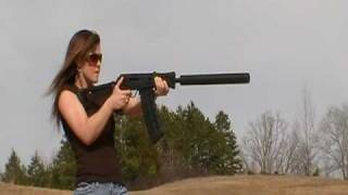 Red Jacket Firearms Suppressed 12 Gauge Shotgun test firing