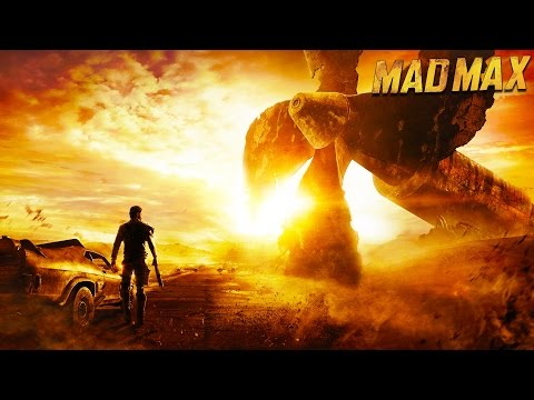 MAD MAX: Cleaning up! Walkthrough Part 5 - Mad Max Let's Play Live Stream