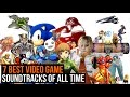 7 best video game soundtracks of all time