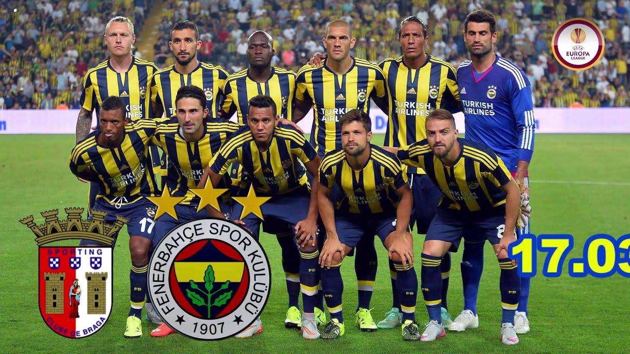 Braga Fenerbahçe