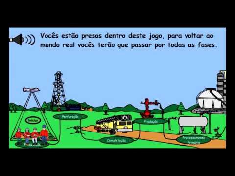 Upstream Oil (Vídeo Demonstrativo)