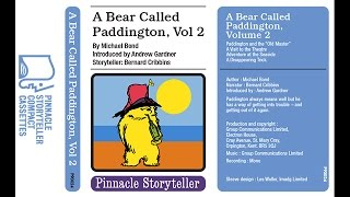 Скачать A Bear Called Paddington Volume 2 Read By Bernard Cribbins 1975