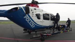 Die Nordreportage - Die fliegende Polizei HD thumbnail