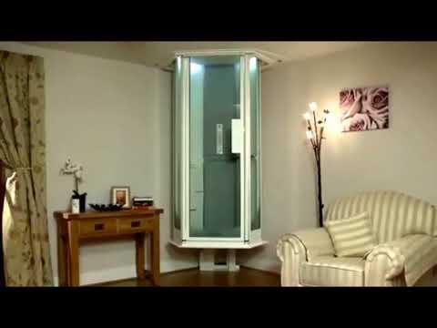 Ev Asansörü   homelift (Cenka Asansör Teknolojileri İmalat Sanayi)
