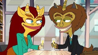 failzoom.com - Big Mouth Hormone Monster & Monstress Top 10 FUNNIEST Moments