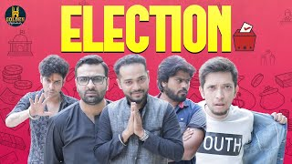 What The Huq? | Election Special | Hyderabadi Videos | Abdul Razzak | Web Series |Golden Hyderabadiz