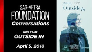 Conversations with Edie Falco of OUTSIDE IN