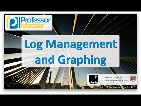 Descargar Video Log Management and Graphing - CompTIA Network+ N10-006 - 2.2