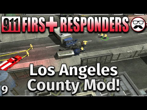 911 First Responders / Emergency 4 - Los Angeles County Mod