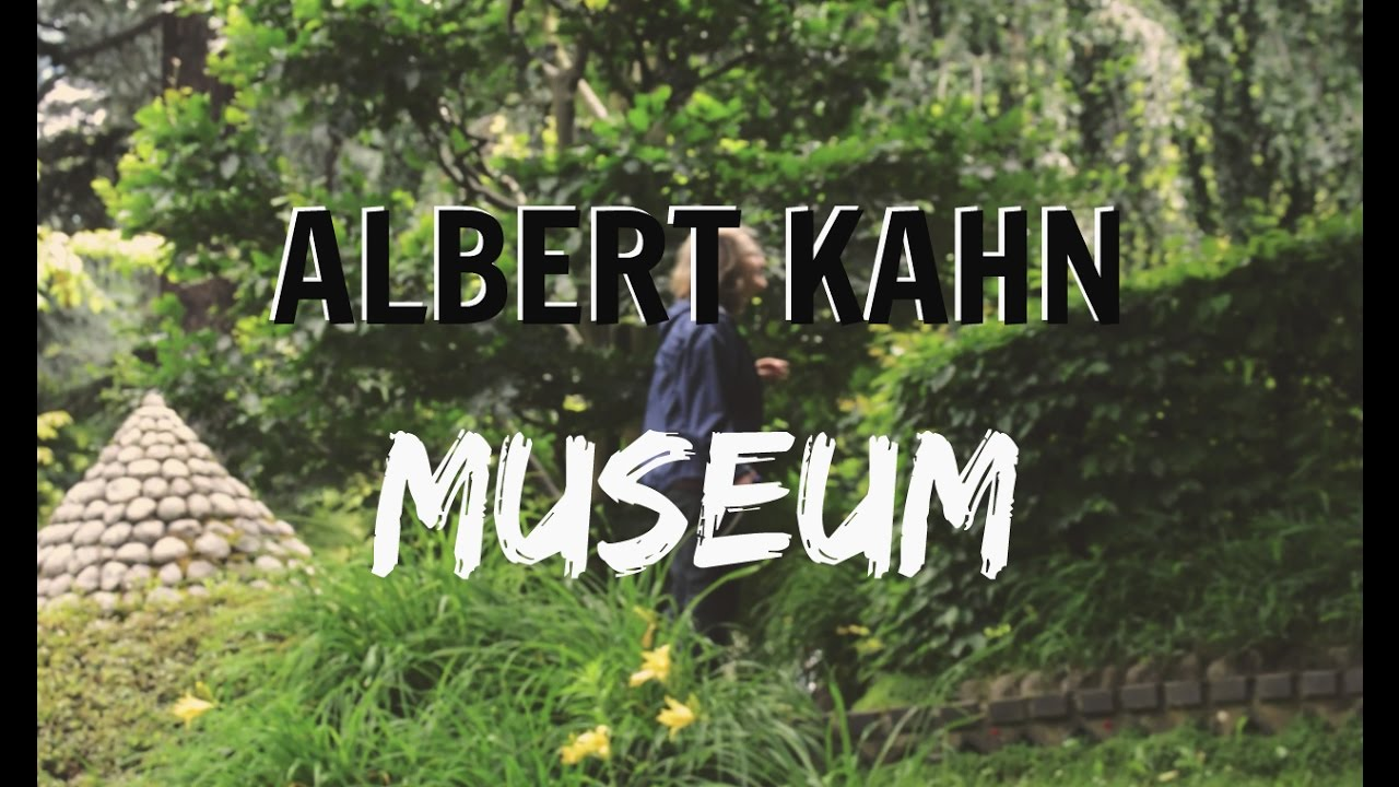 Albert kahn museum youtube for Albert kahn jardin