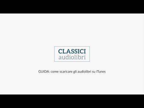 GUIDA Scaricare gli audiolibri su iTunes
