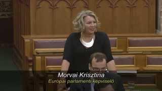 Morvait helyreutasította az elnök a Magyar Parlamentben