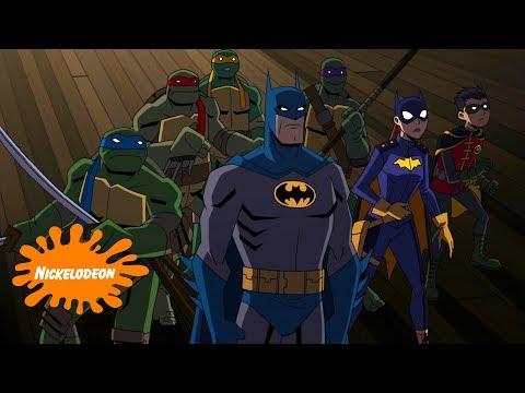 Мультяшные Кроссоверы Телеканала Nickelodeon | Мультивселенная: Джимми Нейтрон, Семейка Торнберри